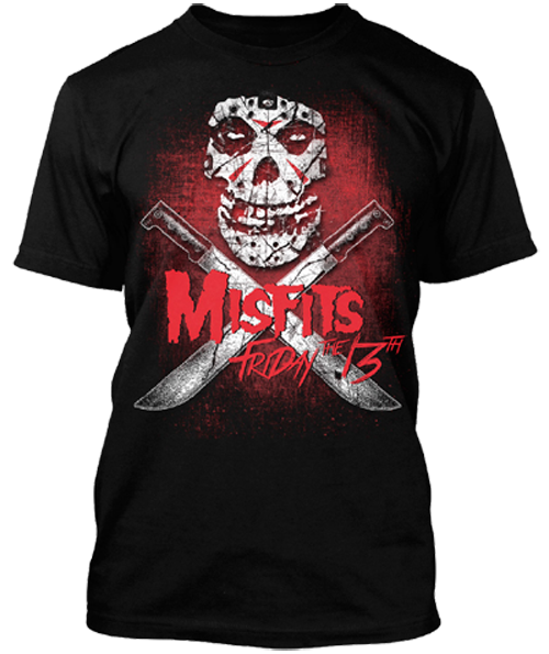 363df8edd New T-shirt also AVAILABLE NOW at the Misfits Records Online Shop