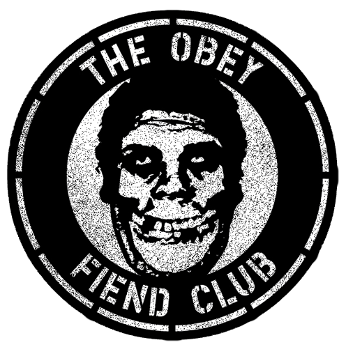 Click Here Or The Image Below To Visit Obey Giant For More Info Images From Shepard On Misfits 40th Ann