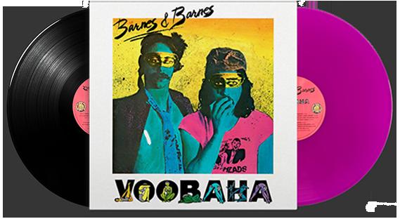 Voobaha Neon Purple & Classic Black Variants