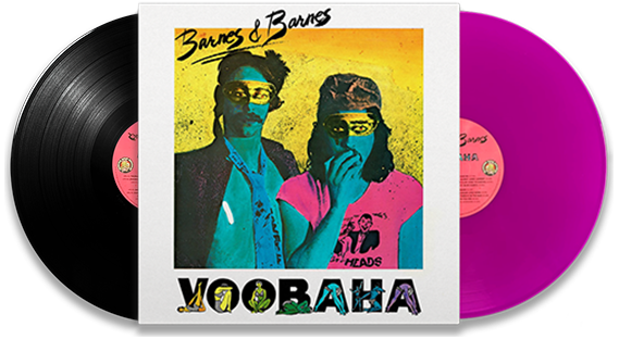 Voobaha Neon Purple & Classic Black Variants