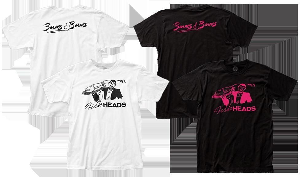Barnes & Barnes T-Shirt!